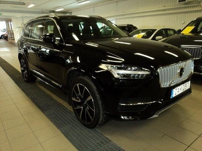 begagnad Volvo XC90 T5 AWD Geartronic Inscription Euro