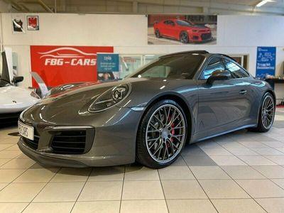 begagnad Porsche 911 Carrera 4S PDK Euro 6 420hk