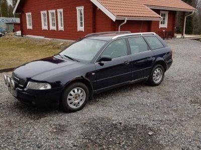 begagnad Audi A4 tdi -00