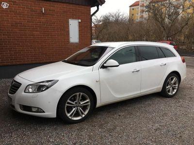 używany Opel Insignia 2.0 CDTI 4X4 194hk SportsTourer -12