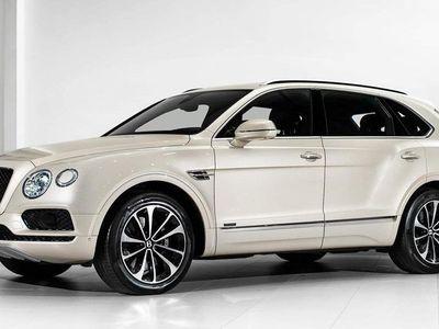 begagnad Bentley Bentayga 4.0 V8 Diesel / Momsbil / Svensksåld