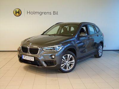 brugt BMW X1 xDrive18d Sport Navigation Automat Drag