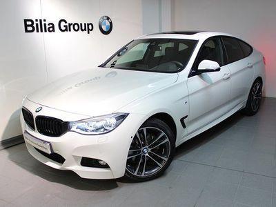 begagnad BMW 330 i xDrive GT M-sport Innovation Edition Drag 2019, Sedan 424 800 kr