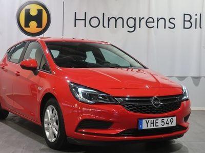 begagnad Opel Astra 1.0 Turbo Enjoy (105hk) Aut