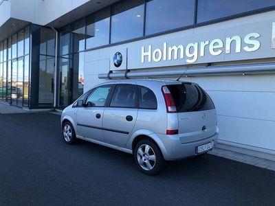 begagnad Opel Meriva 1.6 Plus 100 hk