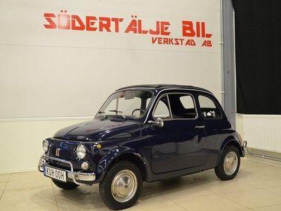 begagnad Fiat 500L 0.5 18hk