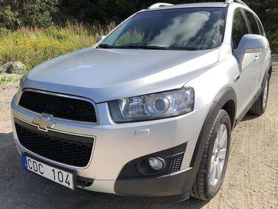 begagnad Chevrolet Captiva 2.2D 4WD