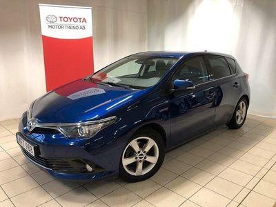 begagnad Toyota Auris Hybrid 1.8 Hybrid automat 136hk