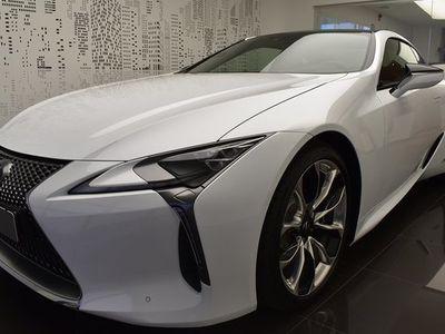 begagnad Lexus LC 500 Sport 2020, Sportkupé 1 085 000 kr