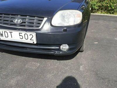 begagnad Hyundai Accent 1.6