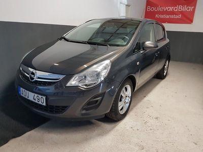 gebraucht Opel Corsa 1.2 ecoFLEX,PDC, 85hk