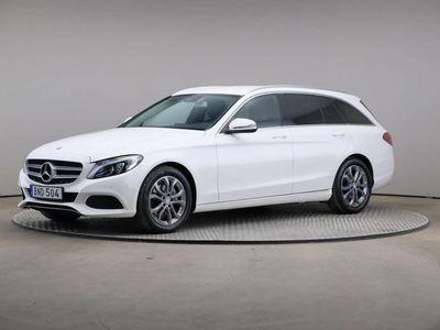 begagnad Mercedes C220 D