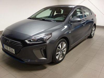 begagnad Hyundai Ioniq Hybrid 1.6 DCT 141 Hk Premium