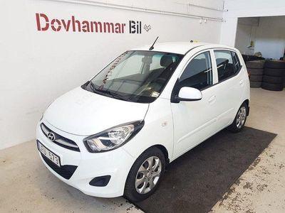 begagnad Hyundai i10 1.1 iRDE Nybesiktigad/Lågt miltal