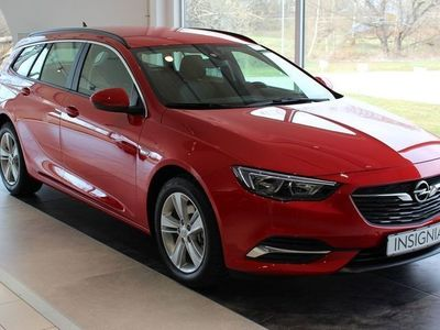 begagnad Opel Insignia Sports Tourer Enjoy 165hk Aut Demo