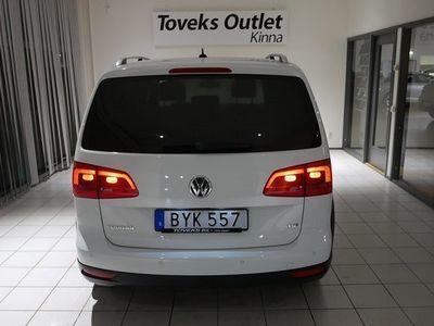 begagnad VW Touran Cross TSI 140 2015, SUV 144 900 kr
