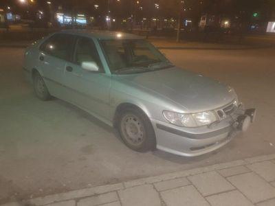 begagnad Saab 9-3 sport 2.0t
