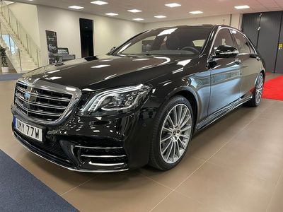 begagnad Mercedes S400 D 4MATIC SEDAN / Premium