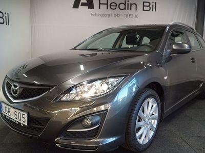 begagnad Mazda 6 Kombi 2,0 / Metallic