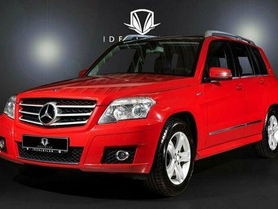 begagnad Mercedes GLK220 CDI BlueEFFICIENCY 7G-Tronic 170hk