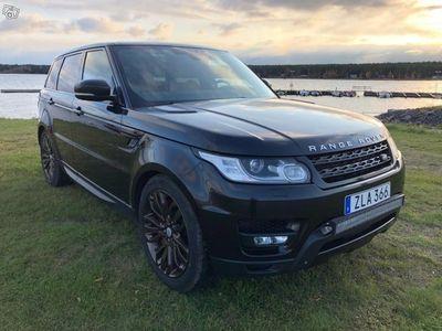 begagnad Land Rover Range Rover Sport