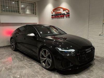 begagnad Audi RS7 Exclusive/ Ceramic/ HUD/ NightVision/ Panorama