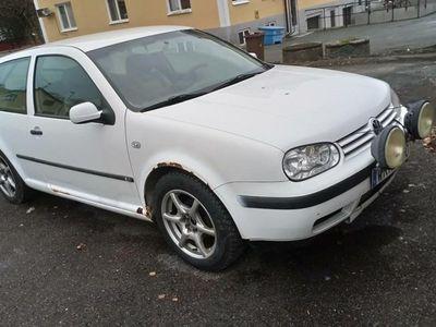 begagnad VW Golf IV 1.9 sdi -01