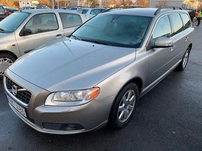 begagnad Volvo V70 D3 Geartronic Automat Momentum 163hk