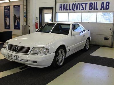 begagnad Mercedes SL500 Automat 320hk