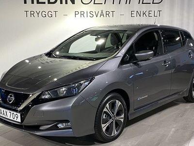 begagnad Nissan Leaf N-Connecta *V-däck, Värmare*