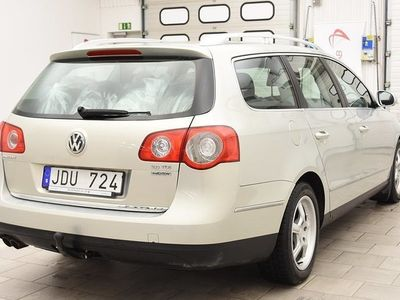 begagnad VW Passat Variant2.0 TDI 4-Motion DRAG AUX 2009, Kombi 57 900 kr