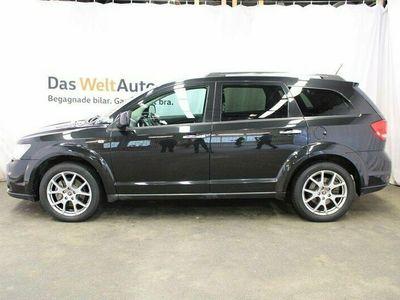 begagnad Fiat Freemont 2,0 170hk Multijet 4x4 Aut/7-sits