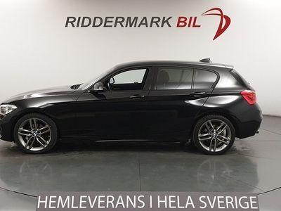 begagnad BMW 120 d xDrive M Sport Navi HiFi Moms EU6 190hk