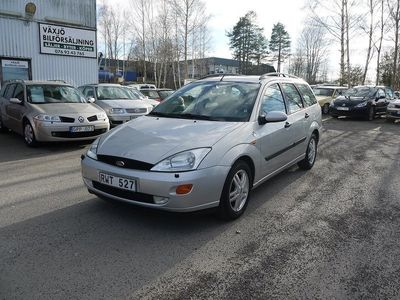 gebraucht Ford Focus Combi 2.0 / NY BES 2020-04 -01