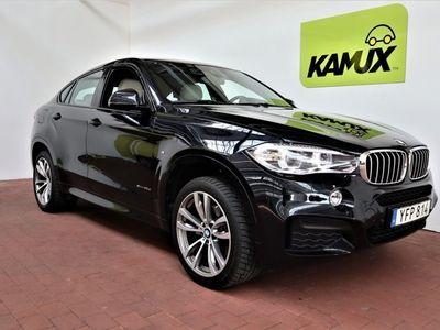 usata BMW X6 xDrive40d 3.0 M-Sport 313hk