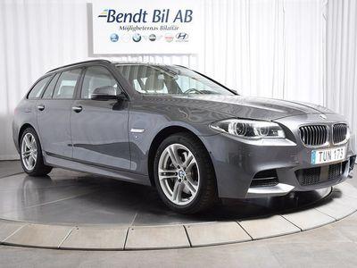begagnad BMW 530 d xDrive Touring M Sport/ Välutrust