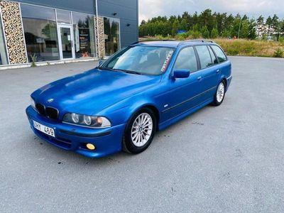 begagnad BMW 525 IA M-Sport, Besiktigad