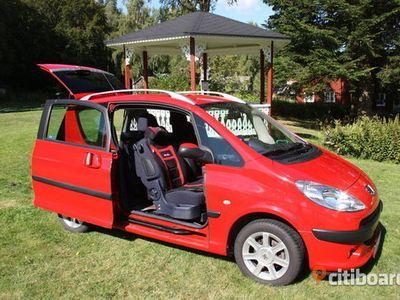begagnad Peugeot 1007 - nybesiktigad