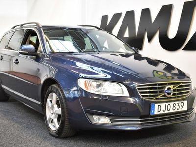 begagnad Volvo V70 D4 | Momentum | Auto | Drag | SoV-hjul