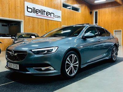 begagnad Opel Insignia GS Aut 2.0 CDTI 4x4 360-kam drag värmare EU6 210hk