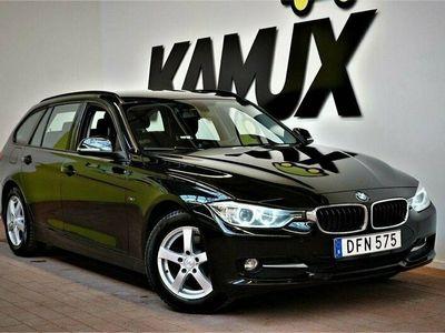 begagnad BMW 318 d | Sport line | Drag | S&V hjul | 2015, Kombi Pris 138 900 kr