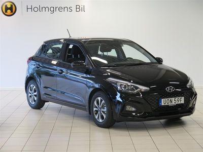 begagnad Hyundai i20 1.25 84hk 5D Nordic Edition +