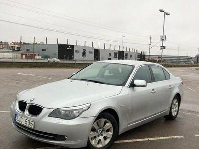 begagnad BMW 520 d Sedan / Nyskattad, nybesiktad