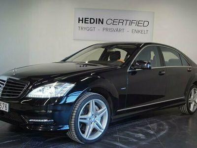 begagnad Mercedes S500L S Benz4MATIC PANORAMA 2011, Sedan Pris 329 900 kr