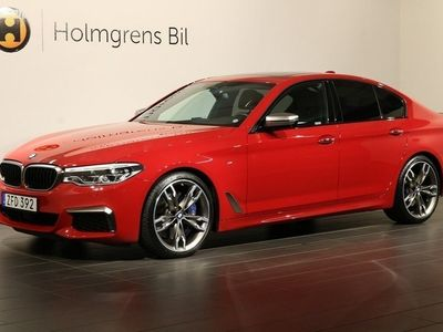 used BMW M550 i xDrive Ultimate Edition *Individual Imola