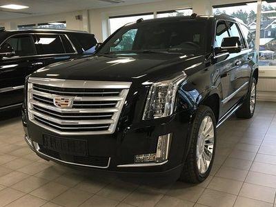 begagnad Cadillac Escalade Platinum 6.2L V8 420hk 4wd