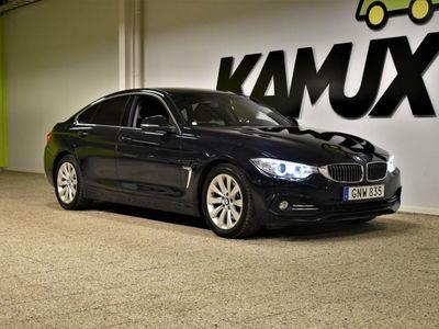 begagnad BMW 430 d Luxury Line, Nav, Euro 6, Hifi