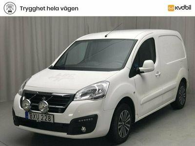 begagnad Peugeot Partner 1.6 HDI Skåp 2017, Transportbil Pris 66 000 kr