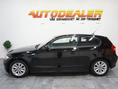 begagnad BMW 118 d 3-dörrars 3-door Advantage 143hk