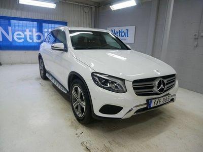 begagnad Mercedes GLC220 d 4M 220d 4MATIC 170hk Drag / Off-Road